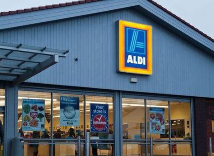 Ofertas de empleo diferentes localidades en la cadena de supermercados Aldi.