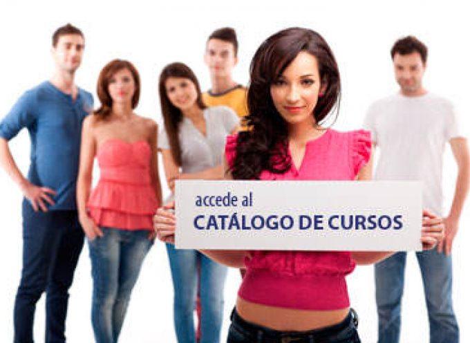 Accede al catálogo de cursos gratuitos de teleformación para desempleados y ocupado