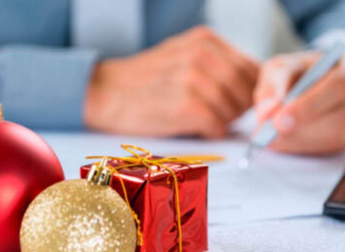 Aprovecha para actualizar tu currículum vitae antes de las Navidades