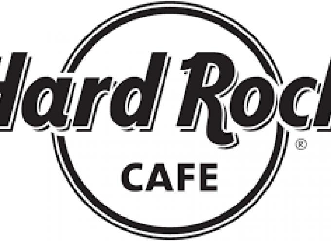 Hard Rock Cafe está buscando personal en Sevilla