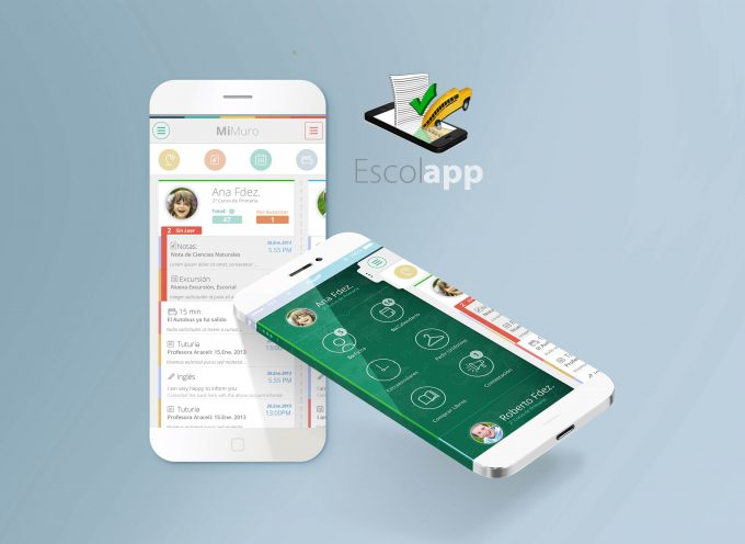 Escolapp. Una app para centros educativos