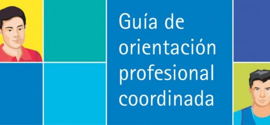 Guía de orientación profesional coordinada