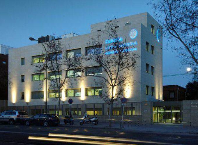 La Clínica Universidad de Navarra creará 200 empleos en un nuevo hospital en Madrid.
