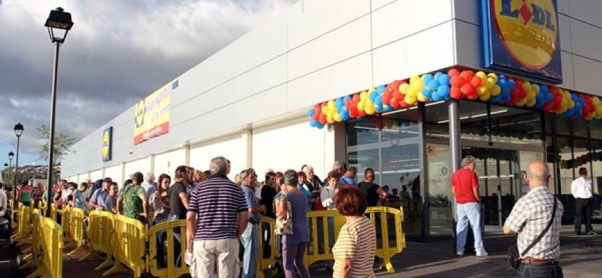 Lidl lanza 61 Ofertas laborales en España.