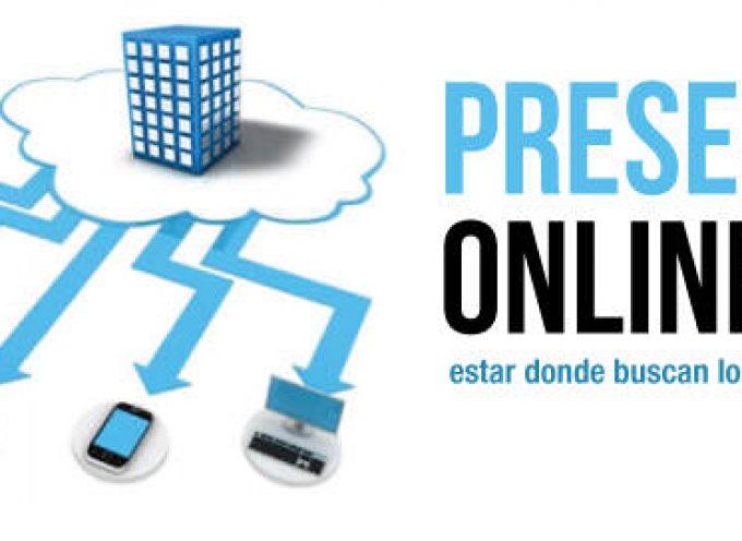 ¿Sabes lo que es la presencia online?