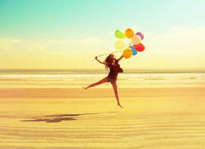 Busca el optimismo