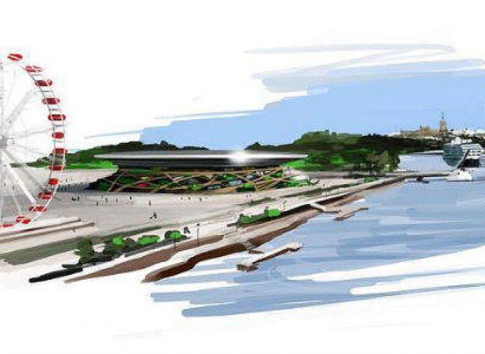 Sevilla Park dará trabajo a 500 personas.
