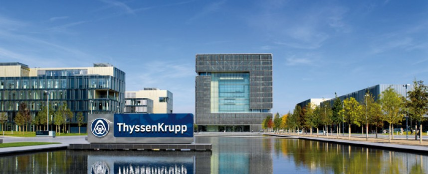 ThyssenKrupp lanza 9 ofertas de empleo. Ingenieros, técnicos…Varias localidades.