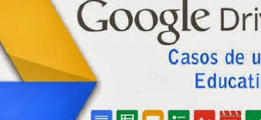 10 usos de Google Drive en Educación