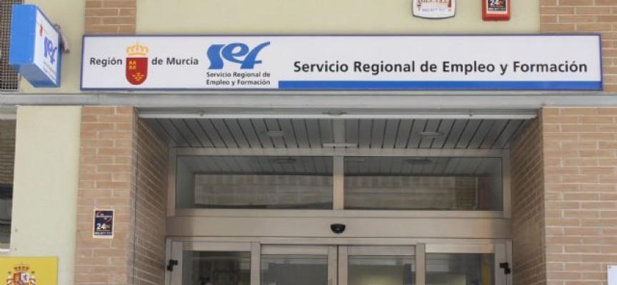Servicio Regional de Empleo y Formación de la Región de Murcia. Servicios