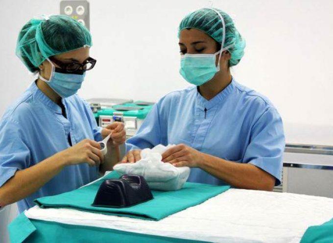 Portales de empleo para profesionales sanitarios.