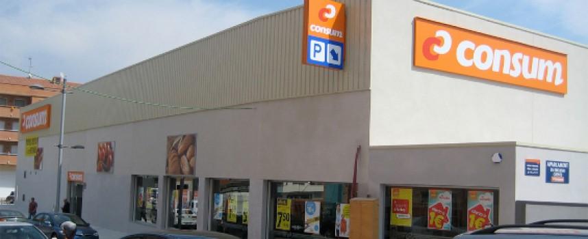 Consum creará 30 empleos en su nuevo supermercado de Petrer