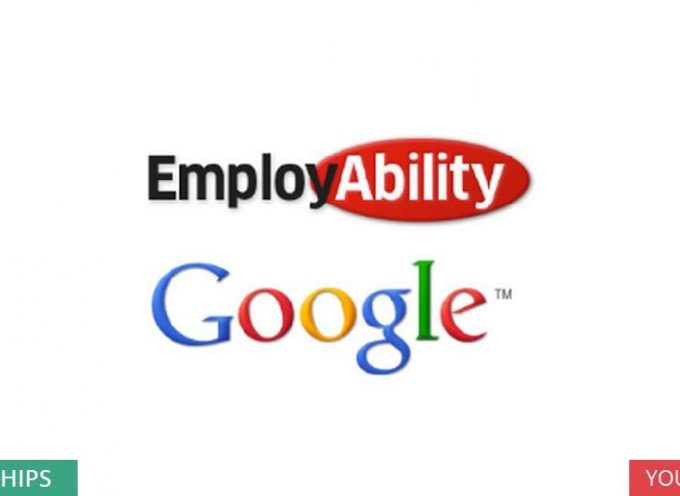 Google Europe Scholarship for Students with Disabilities. Beca Google hasta el 01/01/2015
