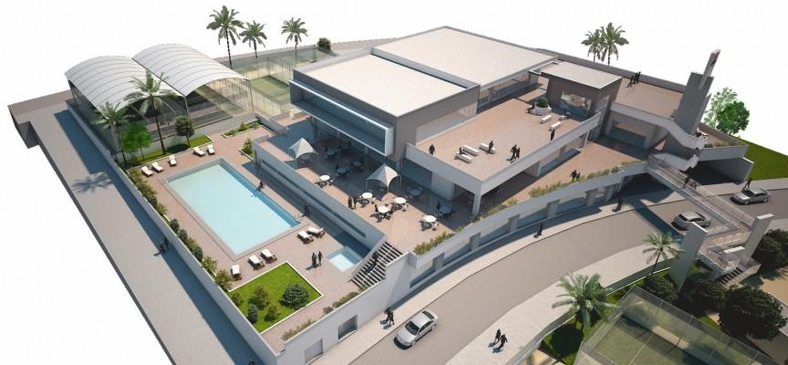 UP Motril inaugurará un centro deportivo y creará 40 empleos.