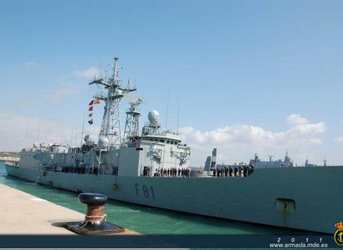 1350 empleos en la construcción de dos buques militares.