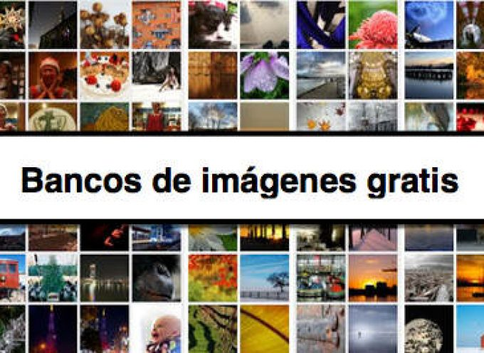 21 bancos de imágenes gratis para tu página web o blog