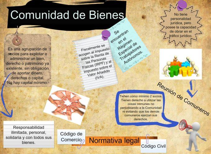 COMUNIDAD DE BIENES. Nociones Básicas.