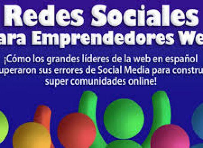Ebook | Redes Sociales para Emprendedores Web