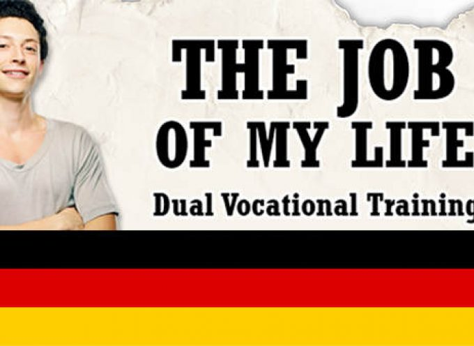 Ocupaciones en las que se oferta Formación Profesional Dual en Alemania