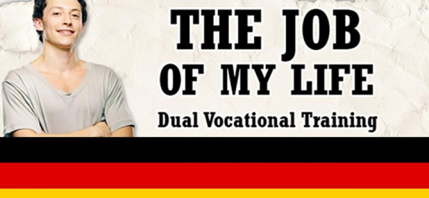 Estudiar y trabajar en Alemania para Jóvenes de entre 18 y 30 años – Barcelona 20 y 21 de abril