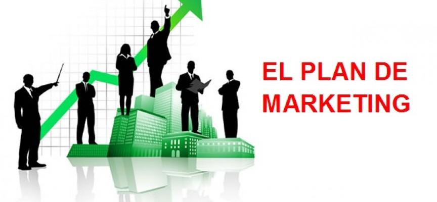 EL PLAN DE NEGOCIO: EL PLAN DE MARKETING
