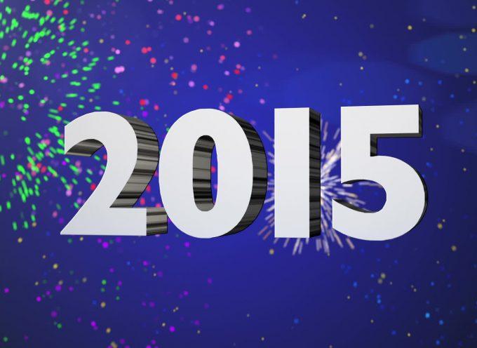 Feliz Año 2015. !!!Que tus sueños se hagan realidad!!!!