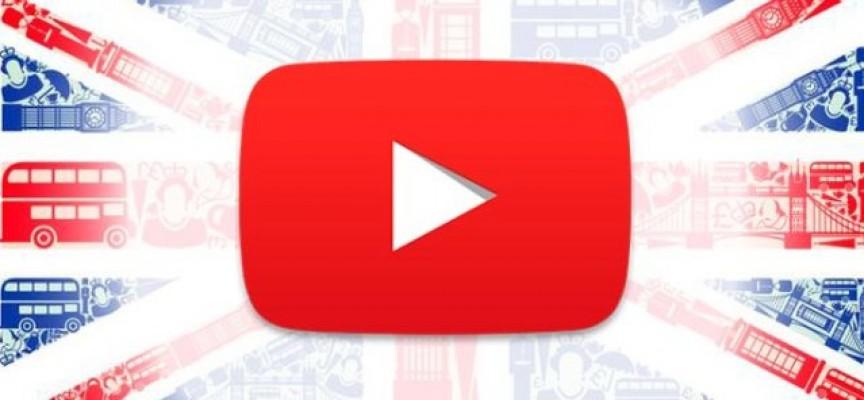 Vídeos de Youtube para aprender inglés gratis