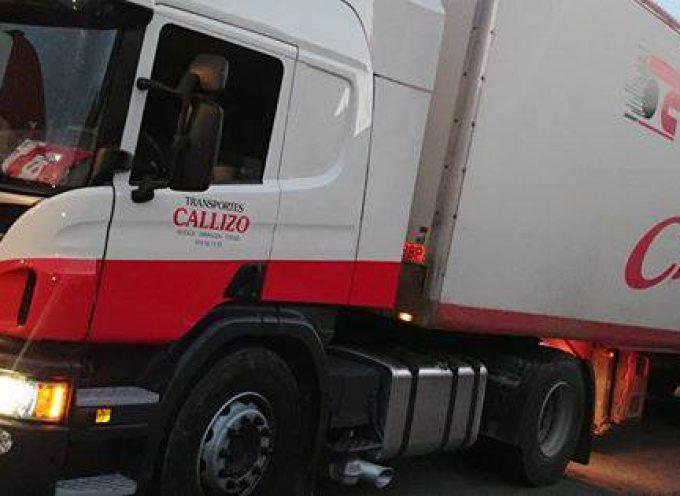 Transportes Callizo creará empleo en la plataforma logística de Teruel.