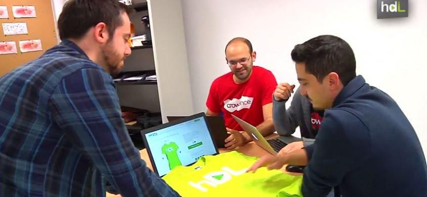 Crowdence : economía colaborativa con el diseño de camisetas y un crowdfunding para venderlas