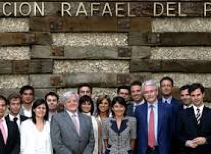 Becas de la Fundación Rafael del Pino 2015. Hasta el 27 de febrero