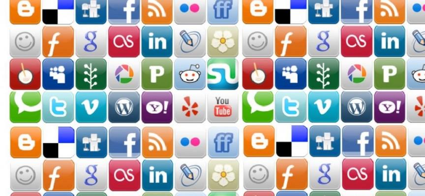 Las redes sociales que más usan las pymes