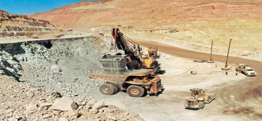 La mina de Sotiel en Huelva creará 205 empleos.