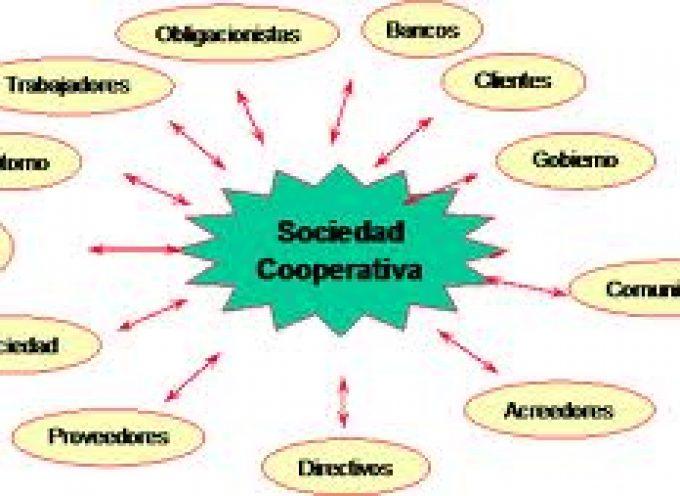 SOCIEDAD COOPERATIVA- Nociones básicas