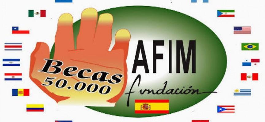 5ª Convocatoria Fundación Becas AFIM