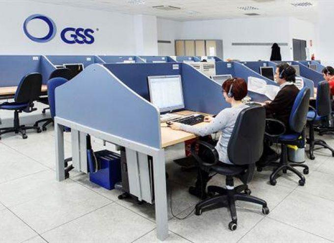 La empresa GSS lanza una oferta de trabajo para 40 nuevos agentes telefónicos en Calatayud (Zaragoza)