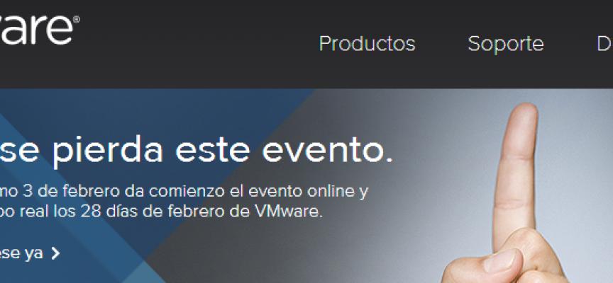 VMware publica más de 600 ofertas de empleo en todo el mundo.