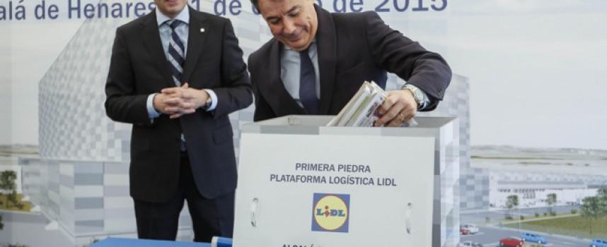 275 empleos en la nueva plataforma de Lidl en Alcalá de Henares.