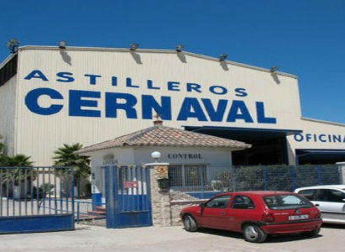 El nuevo dique seco de Cernaval creará 1.000 empleos