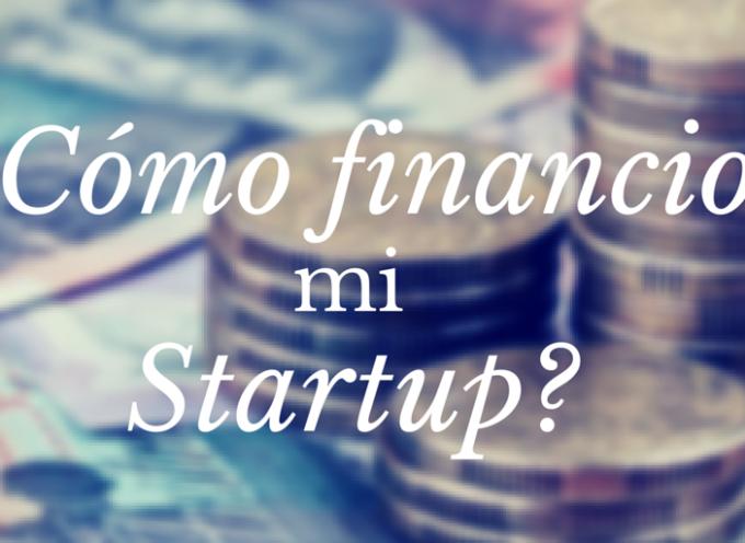 Cuáles son las posibilidades de financiación para tu 'start up'