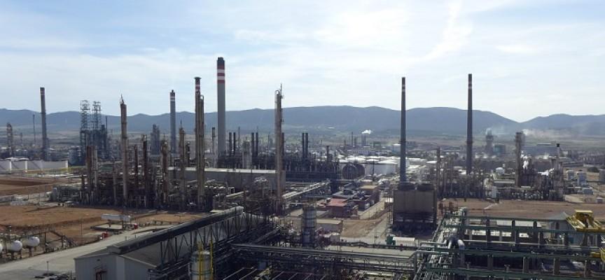 Se crearán 1.000 empleos en la parada programada de la planta de Repsol en Puertollano.