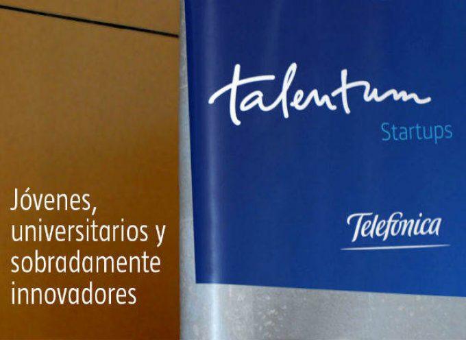 Becas Talentum Startups 2015. Hasta el 26 de febrero