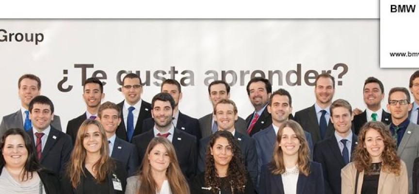 25 becas y prácticas BMW 2015 para jóvenes españoles. Antes del 27 de marzo