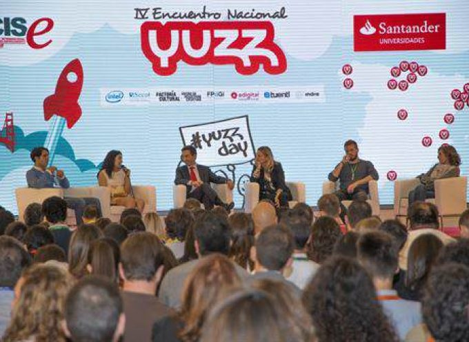 VI edición del Programa YUZZ 'Jóvenes con Ideas'