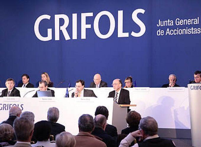 Grifols sigue creando empleo en las fábricas españolas. Empleo y Becas.