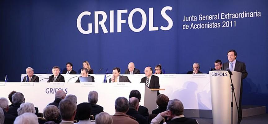 Grifols busca operarios de producción, técnicos y auxiliares para sus fábricas