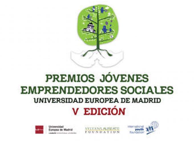 La Universidad Europea lanza 7ªedición de los Premios Jóvenes Emprendedores Sociales. Hasta el 30/03/2015