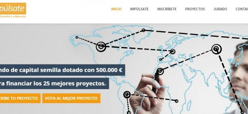 InverCLM Impúlsate financiará 25 proyectos emprendedores en Castilla La Mancha