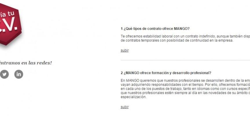 El nuevo centro logístico de Mango creará empleos en Barcelona.