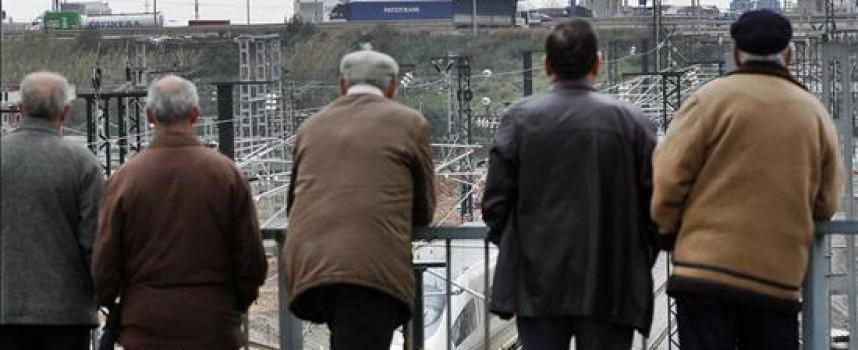 El paro de larga duración se ensaña con los mayores de 50