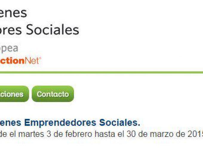 Nueva edición Premios Jóvenes Emprendedores Sociales. Hasta el 30 de marzo